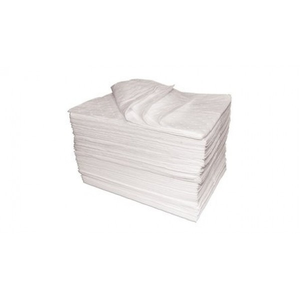 Scorpion Oil Absorbent Pads P-100/8 (100 pcs)