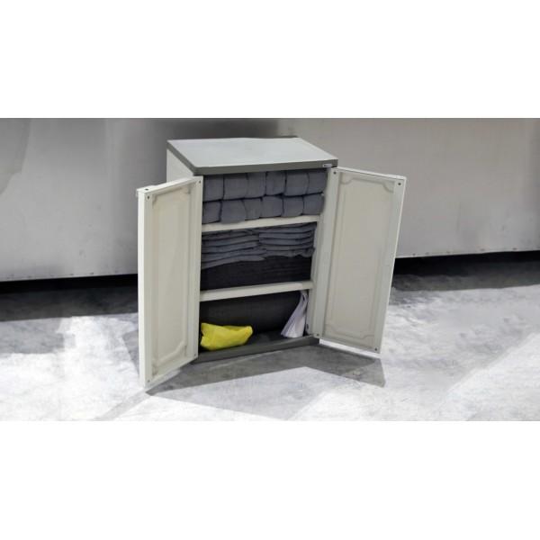 Quick Response Spill Kit Cupboard 130L
